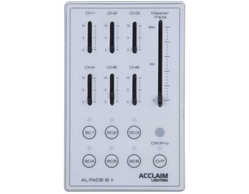 Acclaim Lighting AL Fade 6 II
