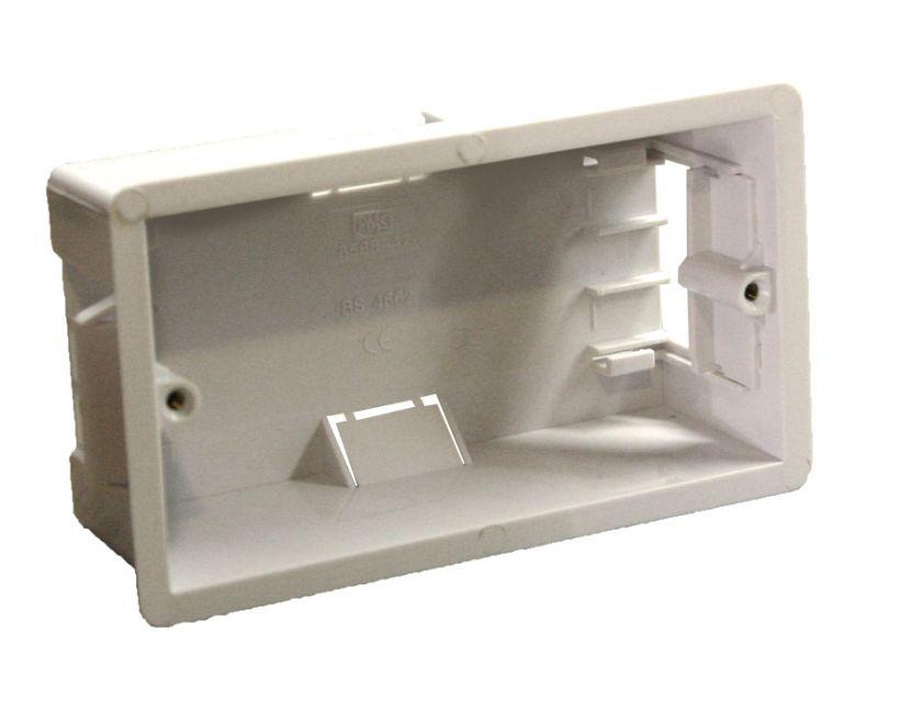 AUDAC FLUSH MOUNT BOX FOR WALL PANEL