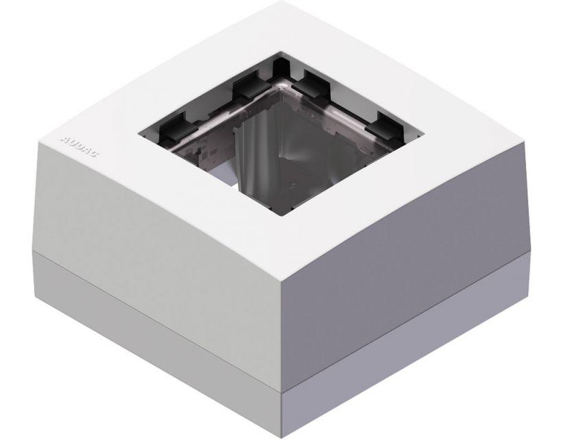 Procab Surface Mount Box For 45x45 Standard Range - White