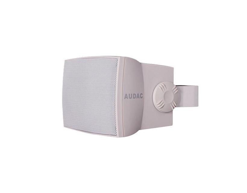 "Audac Outdoor wall speaker 3"" Outdoor white version"