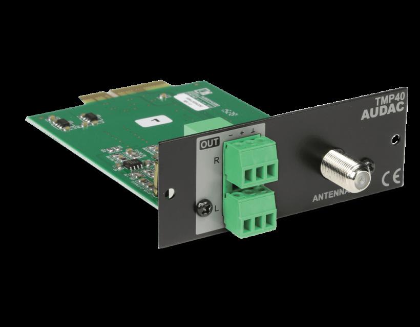 Audac SourceCon™ FM tuner module