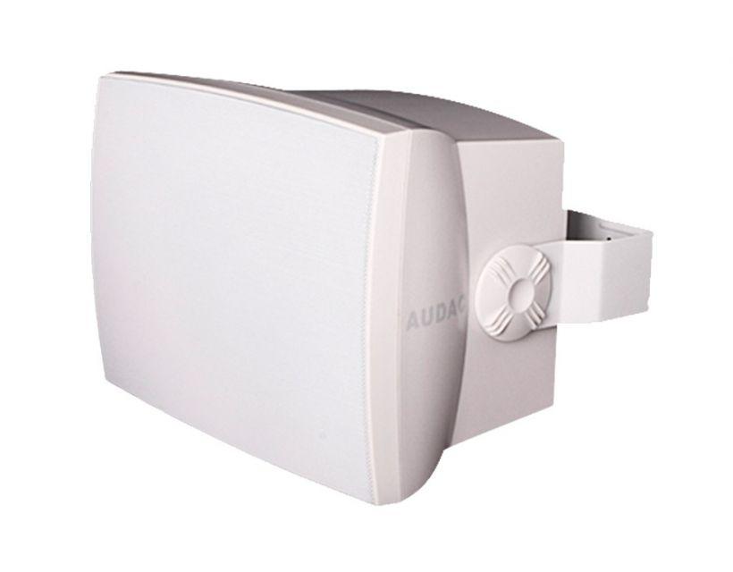 "Audac Outdoor wall speaker 8"" White version"