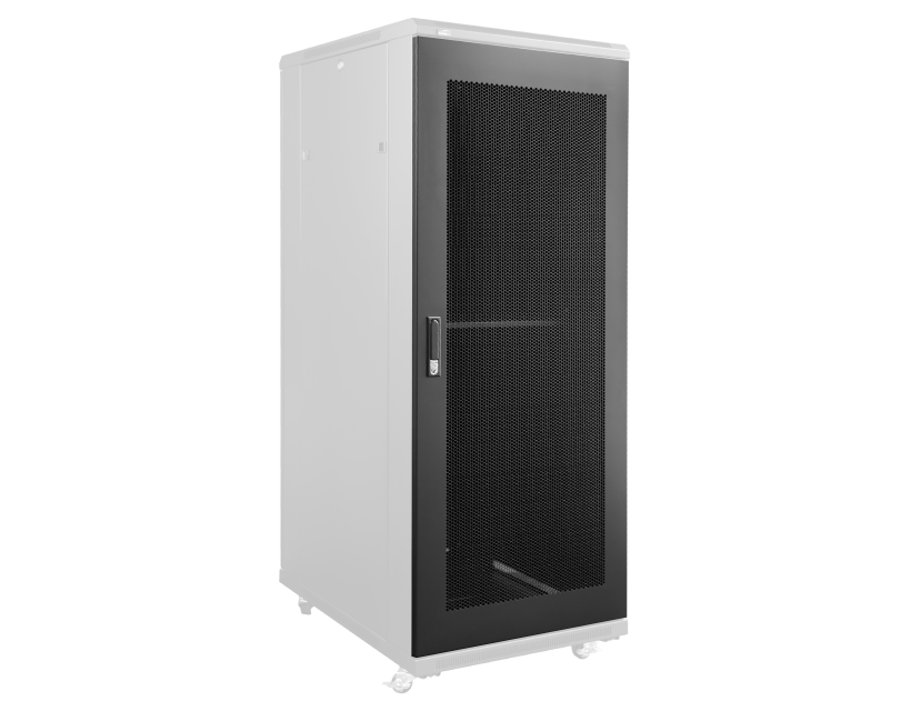 Caymon Perforated Grill Door For 32U Spr Rack Cabinet