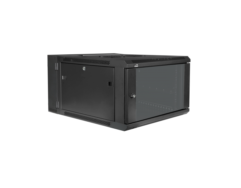 """Caymon Double Section Wall Mounted 19"""" Cabinet - 6 Unit - 450+100mm"""