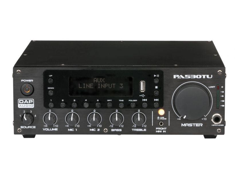 DAP-Audio PA-530TU
