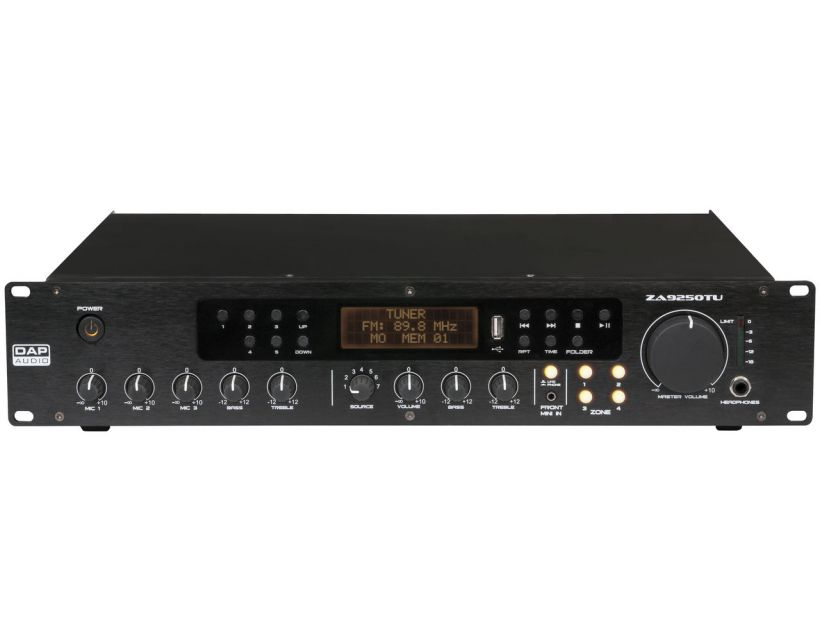 DAP-Audio ZA-9250TU