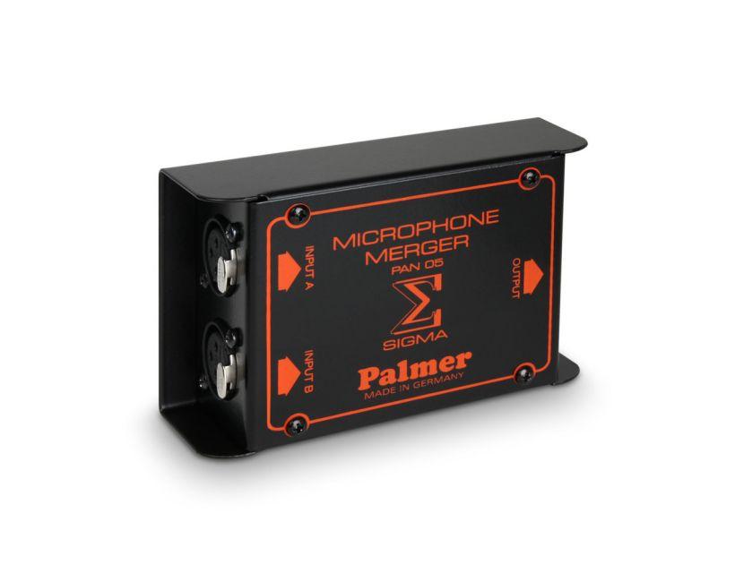 Palmer Pro PAN 05 - Microphone Merger