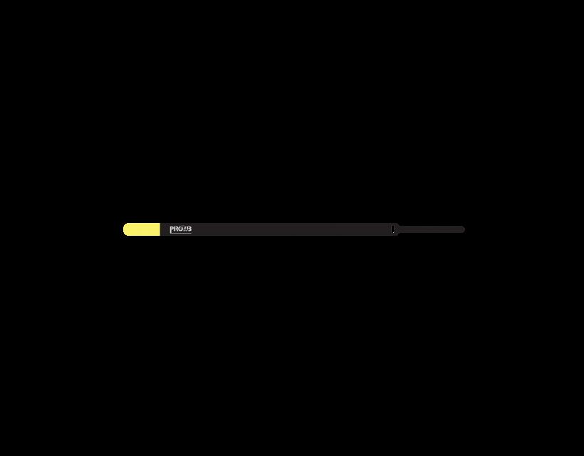 Procab Premium hook & loop cable tie pack 15 x 450 mm