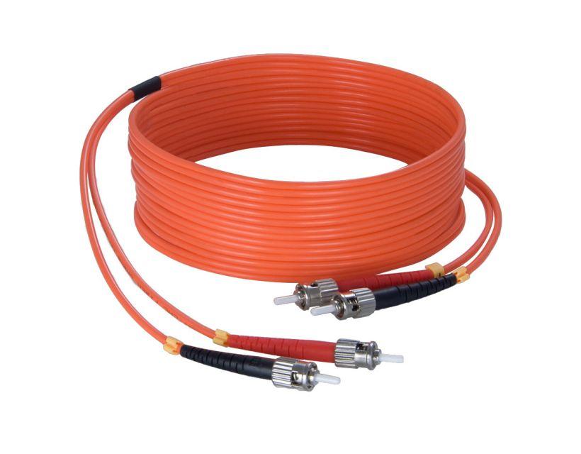 Audac Fiber optic cable - st/pc - st/pc - LSHF 2 meter