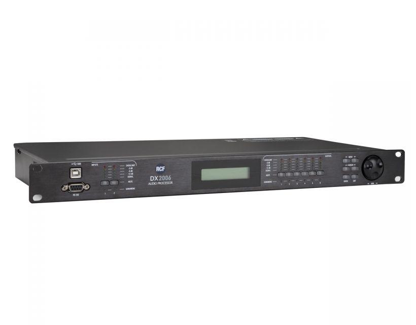 RCF DX 2006 2 IN 6 OUT Digital speaker processor