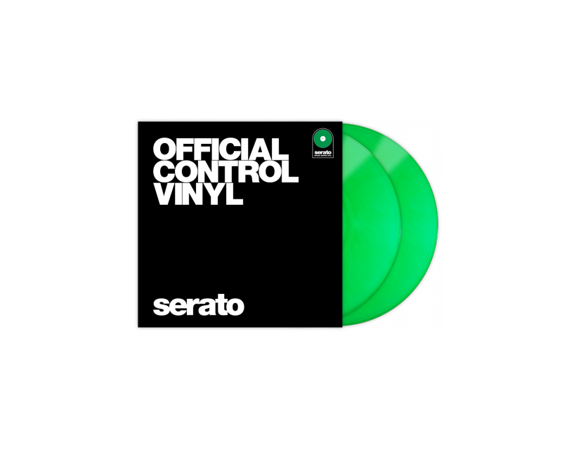Serato Performance Control Vinyl Green (2 x LP)