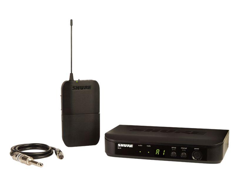 SHURE BLX14E M17 (662-686 MHz)