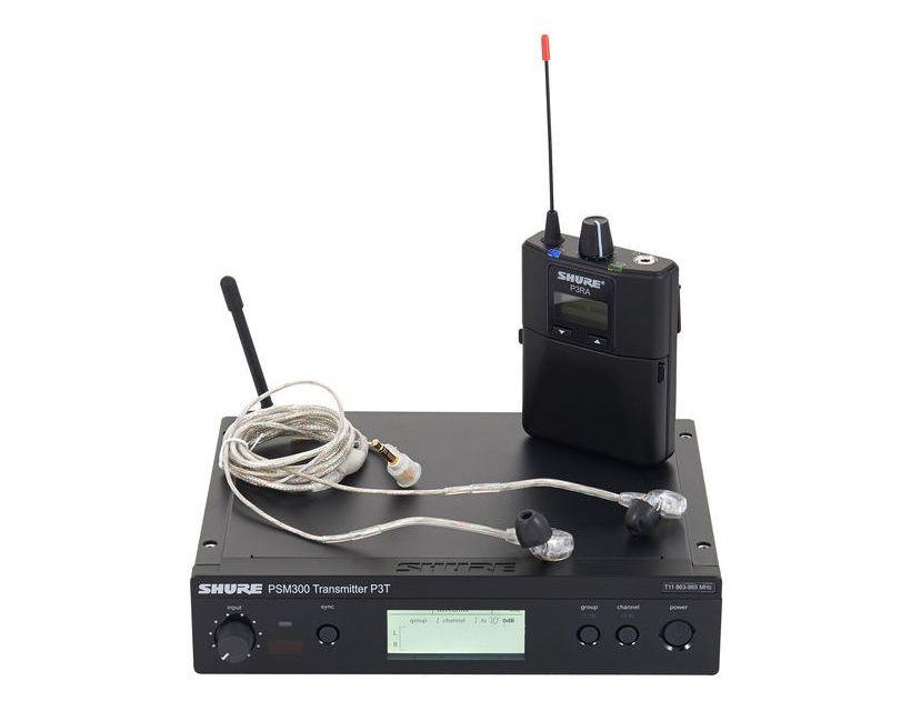 Shure PSM 300 Premium SE215 K3E (606-630 MHz)