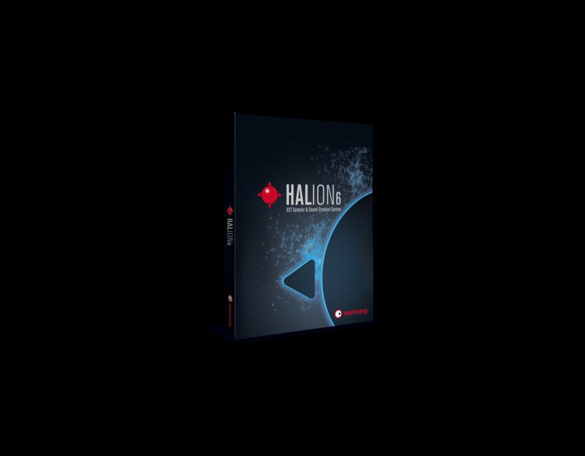 Steinberg HALion 6 EE