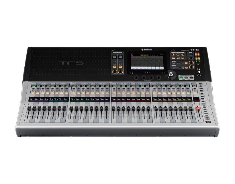 Yamaha TF5 digital mixing console