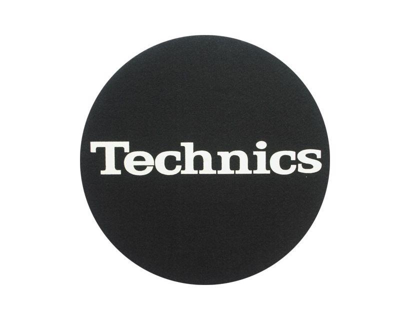 Zomo Slipmat Technics Logo white (paar)